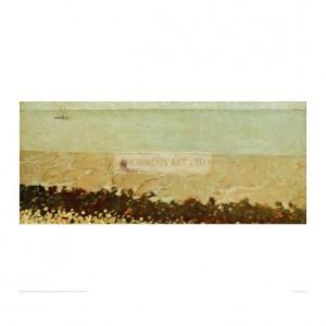 VAL120 Villerville Beach, 1902