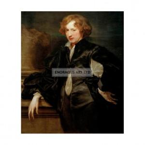 RA073 Self Portrait, 1622