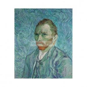 SP008 Van Gogh Self Portrait 1890