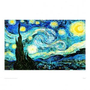 SA015 Starry Night