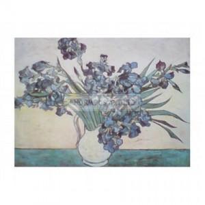 BW1202 Vase with Irises