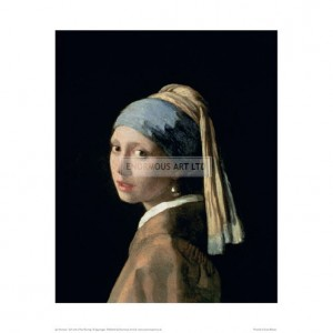 MA153 Girl with a Pearl Earring