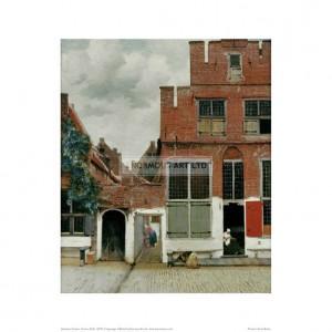 VER018 Street In Delft