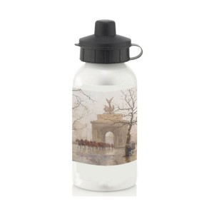 Water Bottle: Wellington Arch, & Household Cavalry