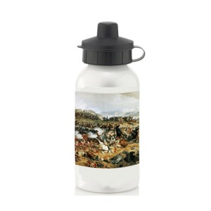 Water Bottle: Napoleon's Final Defeat, Waterloo