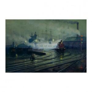 WAL001 Cardiff Docks