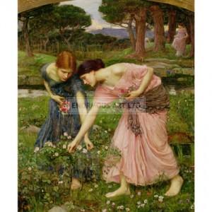 WAT051 Gather Ye Rosebuds While Ye May