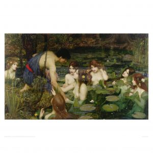 WAT004 Hylas and the Nymphs