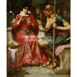WAT008 Jason and Medea