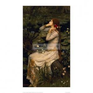 WAT012  Ophelia (white)