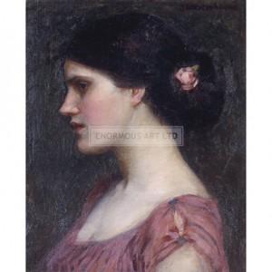 WAT040 Portrait of a Girl