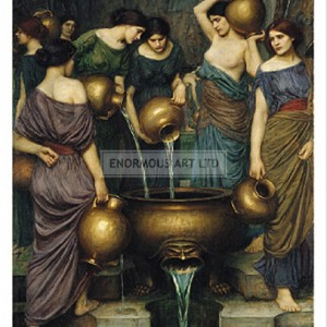 AB001  The Danaides, 1903