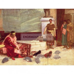 WAT003 The Favourites of the Emperor Honorius