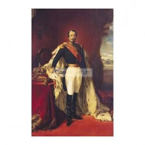WIN002 Portrait of Napoleon III