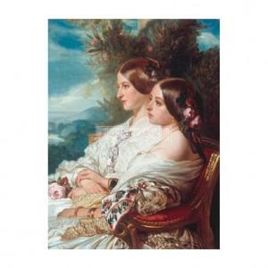 WIN004 Queen Victoria & Victoire Duchesse de Nemours