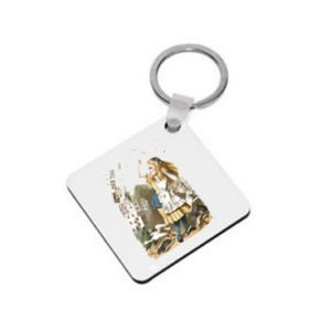 Keyring: The Shower of Cards