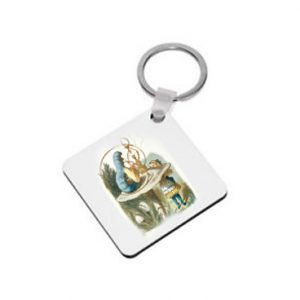 Keyring: Alice Meets the Blue Caterpillar