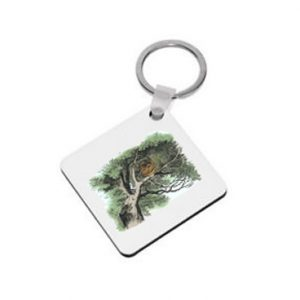 Keyring: The Cheshire Cat in a Tree