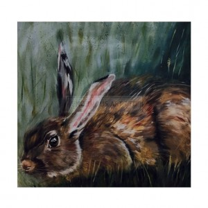 Lakin, Amanda – Giant Hare (Original)