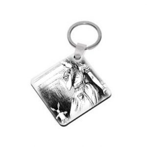 Keyring: Alice Grown Tall
