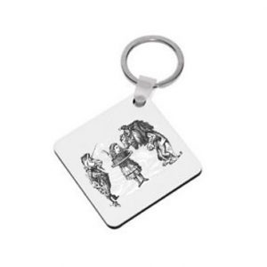 Keyring: The Lion and the Unicorn