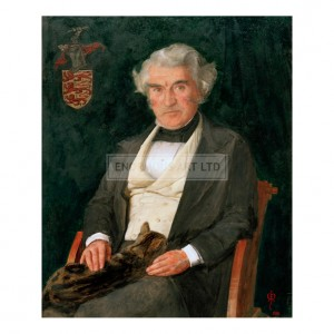 MIL022 Thomas Combe, 1850
