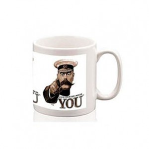 Mug: Your Country Needs You