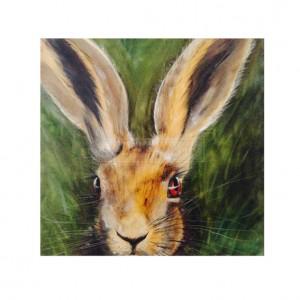 Lakin, Amanda – Persephone, Hare Head (Original)