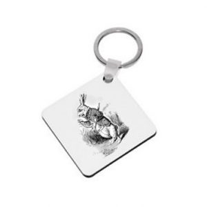 Keyring: The White Rabbit