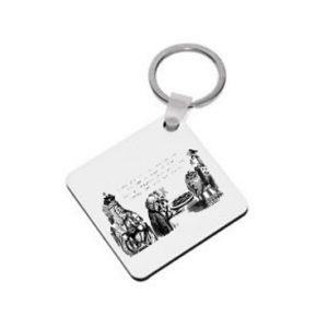 Keyring: King and Tarts