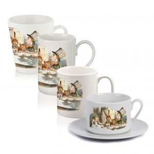 Mug: The Mad Hatter's Tea Party