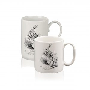 Mug: The White Rabbit